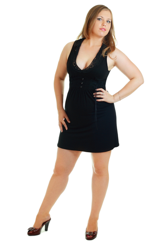 Plus Size Clothes: Formal Dresses