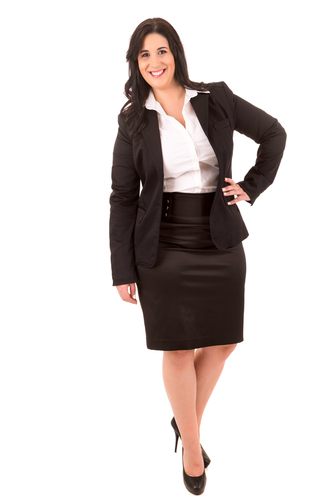 Plus Size Clothes: Business Suits